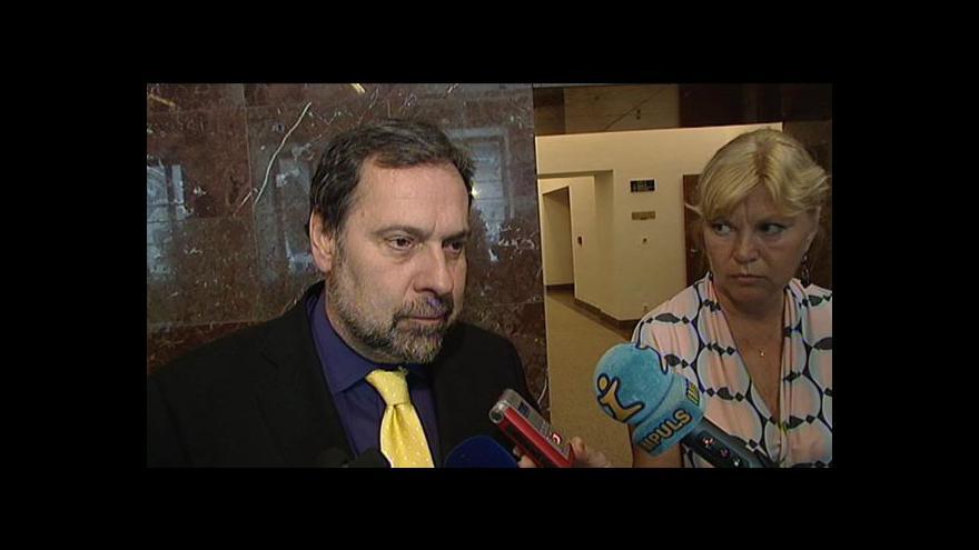 Video Rozhovor s Radkem Johnem a Jiřím Dolejšem