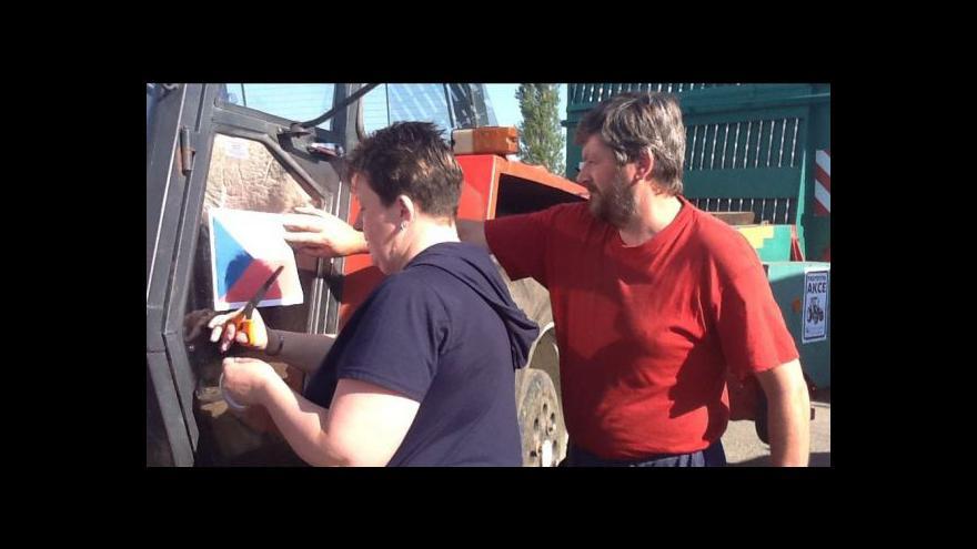Video No comment: Protesty zemědělců v Letovicích