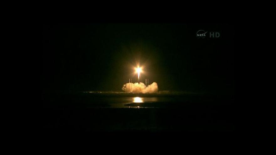 Video Soukromá raketa odstartovala do vesmíru