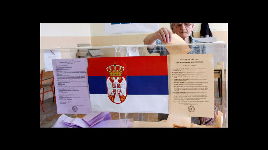 Video Srbsko má nového prezidenta