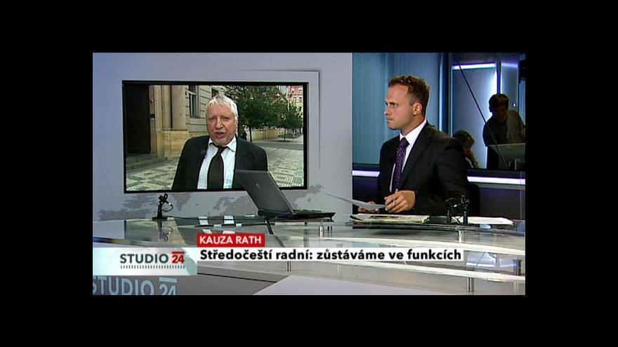 Video Rozhovor s místopředsedou středočeské ČSSD Zdeňkem Seidlem