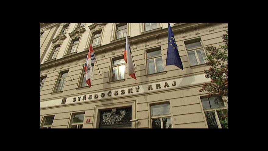 Video Brífink po jednání radních Středočeského kraje