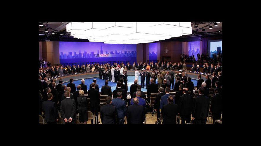Video Summit NATO o proitraketové obraně a Afghánistánu