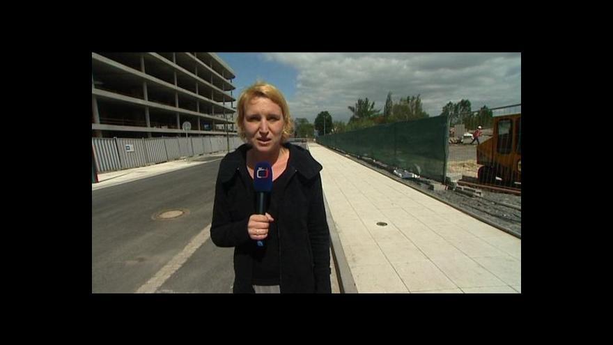 Video Reportáž Markéty Pilařové
