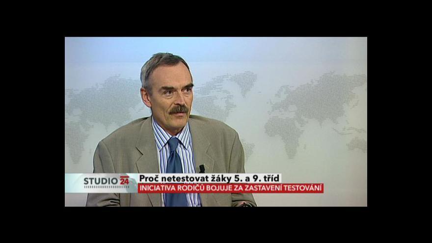 Video Rozhovor s Ondřejem Hausenblasem