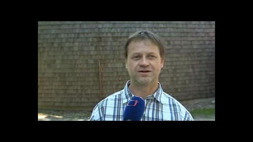 Video Pořadatel Libor Zimmer o benefiční akci pro nemocné děti