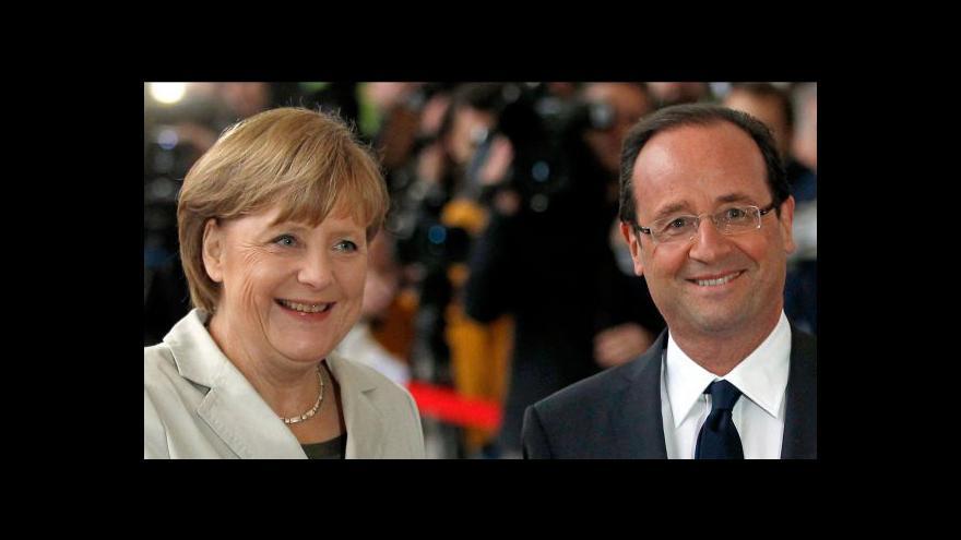 Video Summit G8 dnes čeká problematika eurozóny