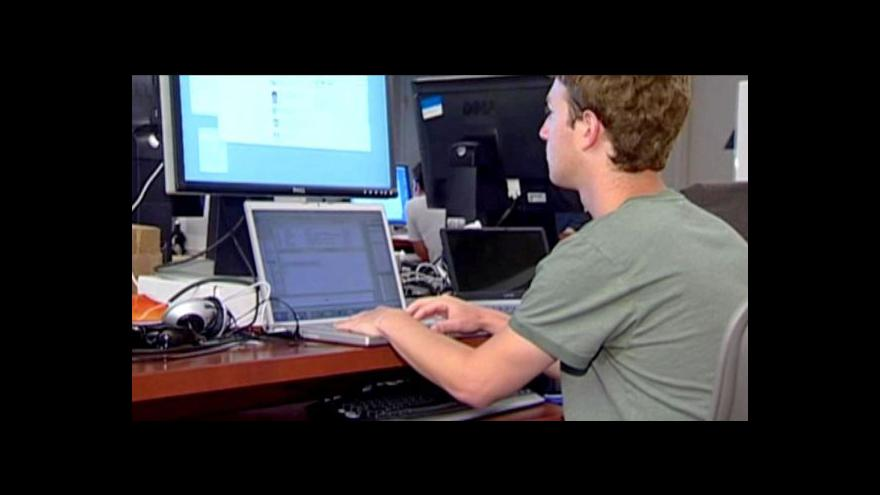 Video Facebook míří na burzu