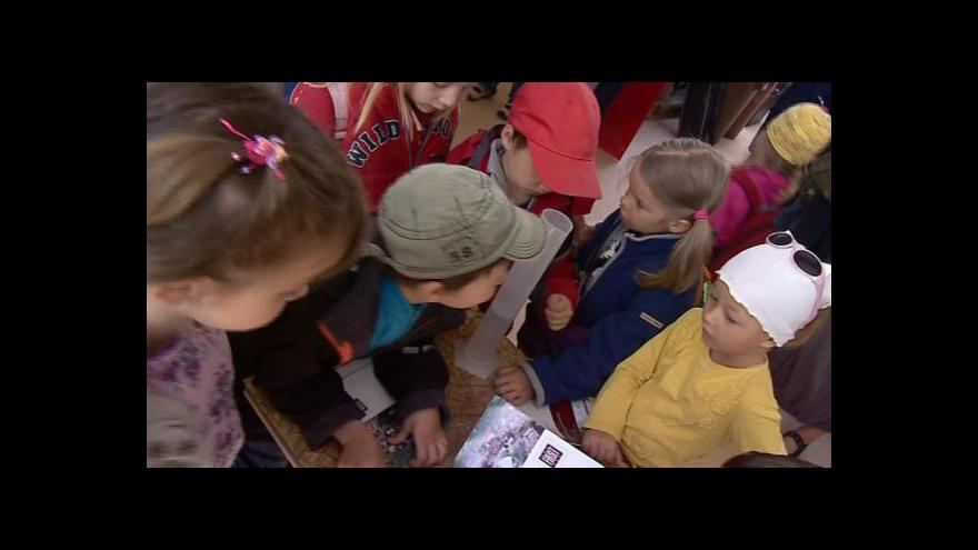 Video NO COMMENT: Návštěva dětí na VUT
