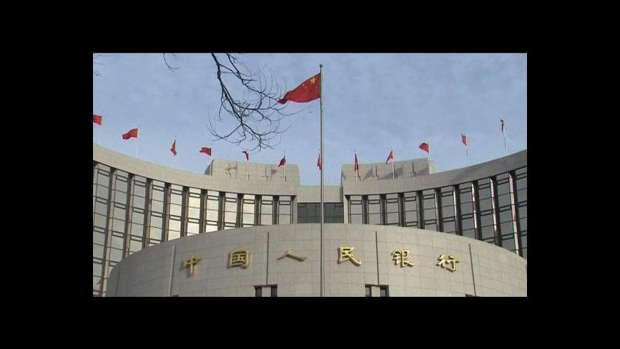 Video Čínský podnikatel Laj míří za mříže