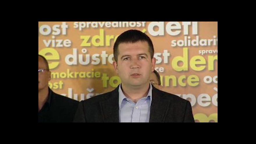 Video Rozhovor s Janem Hamáčkem