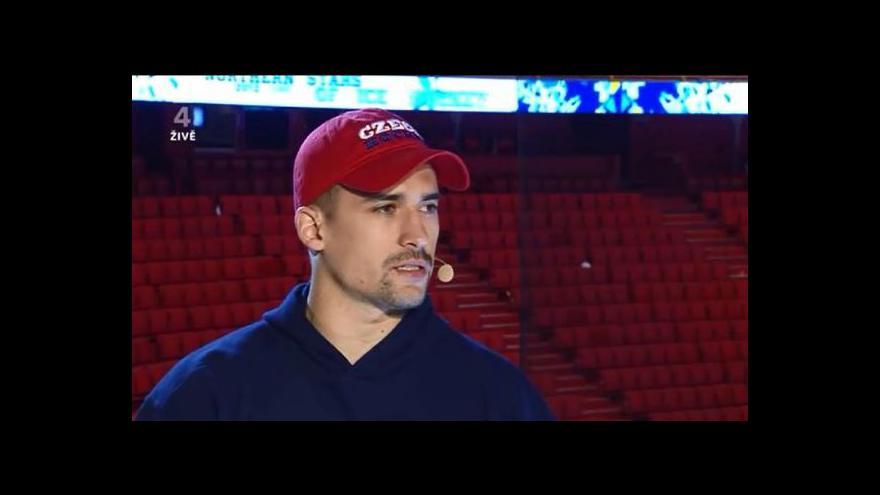 Video Tomáš Plekanec po utkání se Švédskem