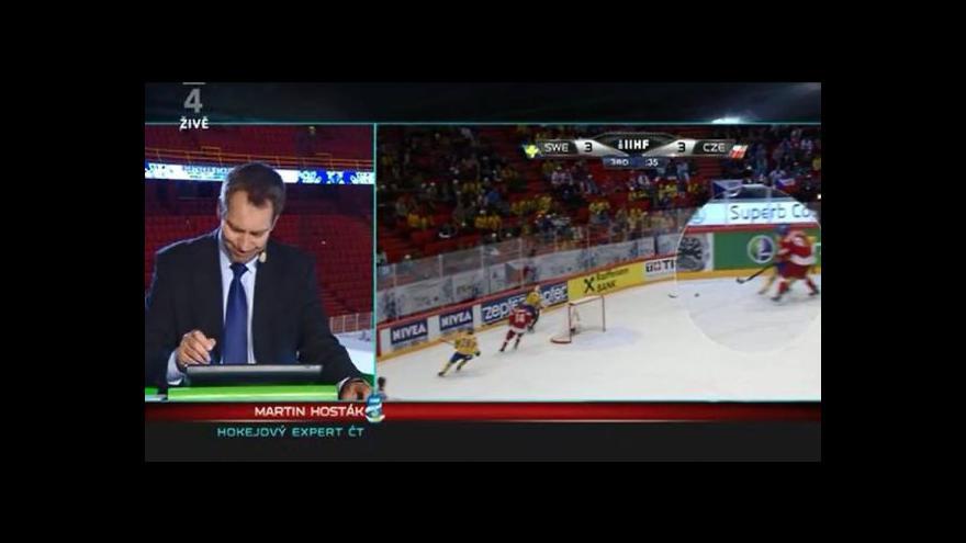 Video Vítězný Michálkův gól