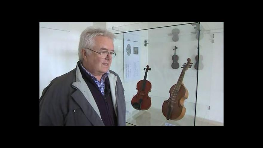 Video O výstavě hovoří její autor Pavel Celý