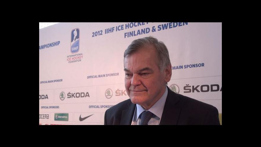 Video Vladimír Vůjtek po zápase s Kanadou