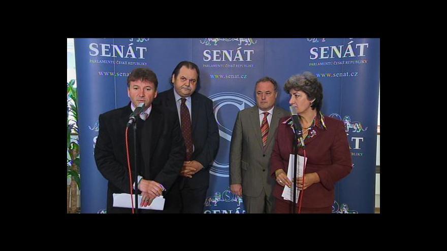 Video TK Aleny Gajdůškové a Milana Kubka k zákonu o zdravotních službách