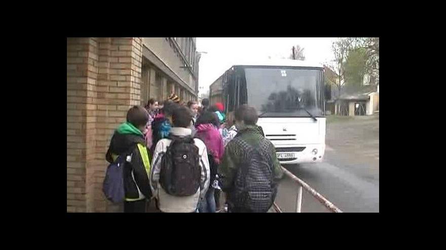 Video Reportáž Šárky Wintrové