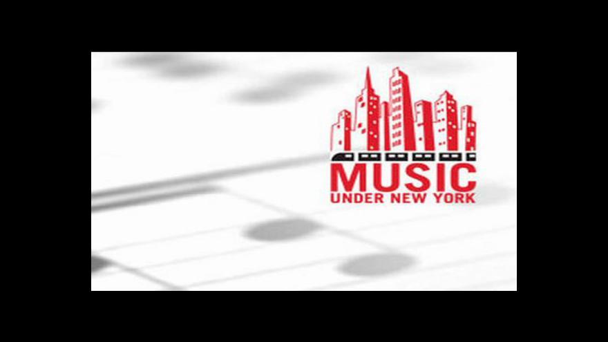 Video V New Yorku vybírají muzikanty do metra