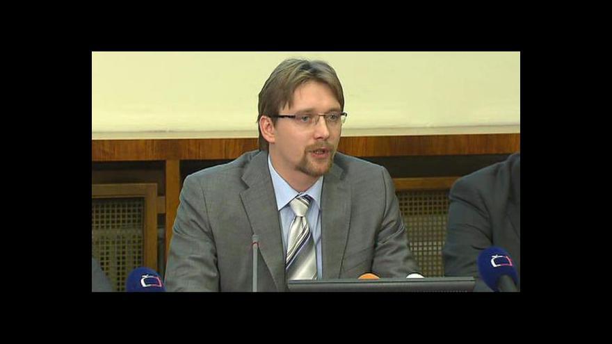 Video Brífink ministra dopravy o plánech ŘSD