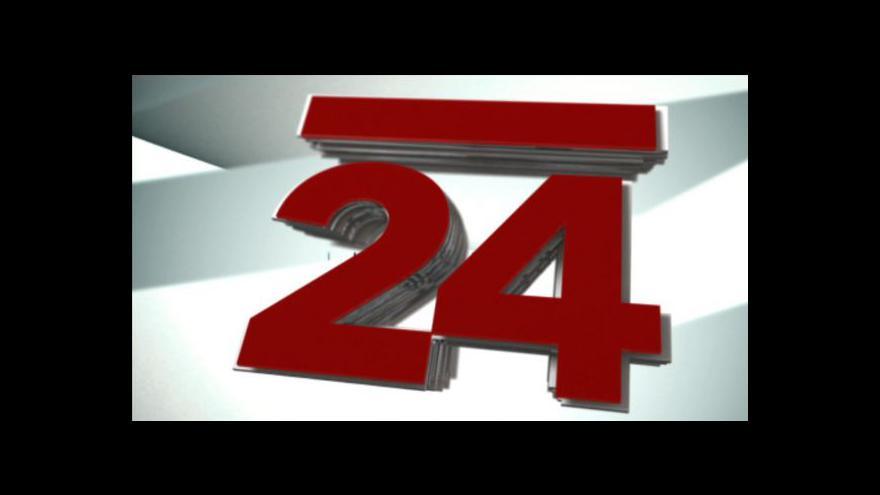 Video Robin Povšík ve Studiu ČT24