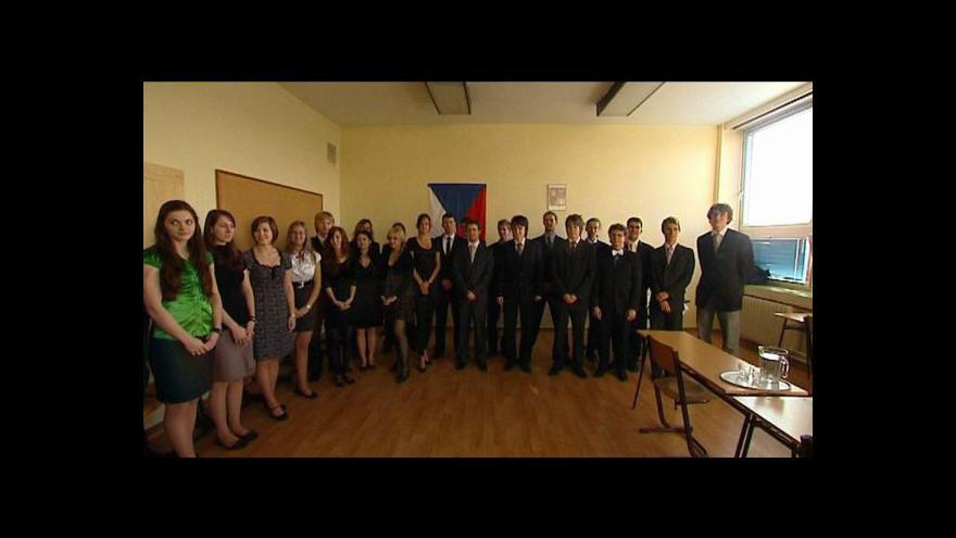Video Ústní maturity tématem Studia 6