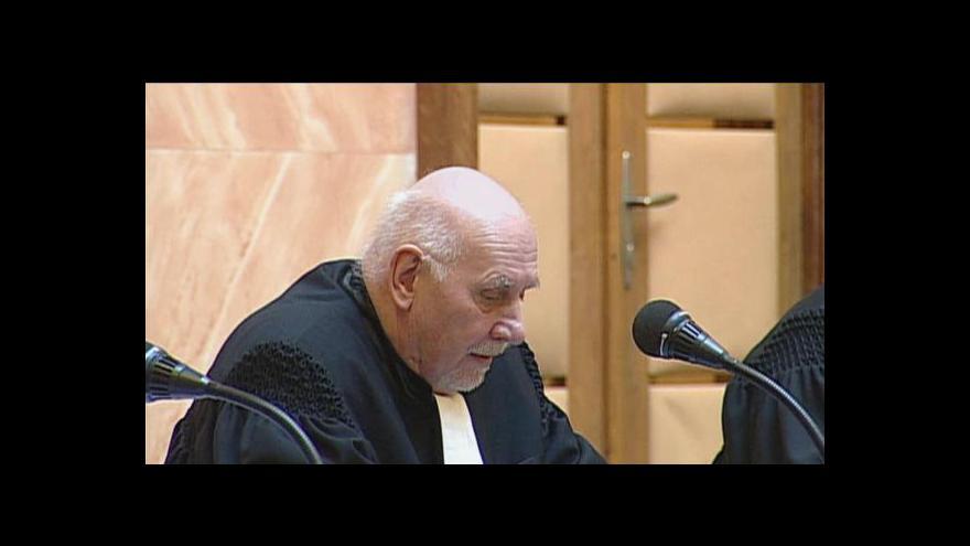 Video Verdikt Ústavního soudu