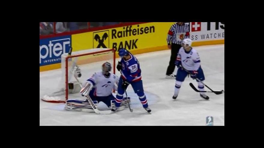 Video Rozhodující gól Slováků v duelu s Francií