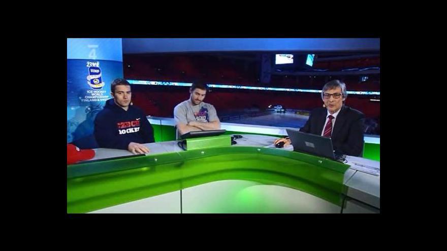 Video Rozhovor s Petrem Čáslavou a Jakubem Petružálkem po utkání s Německem