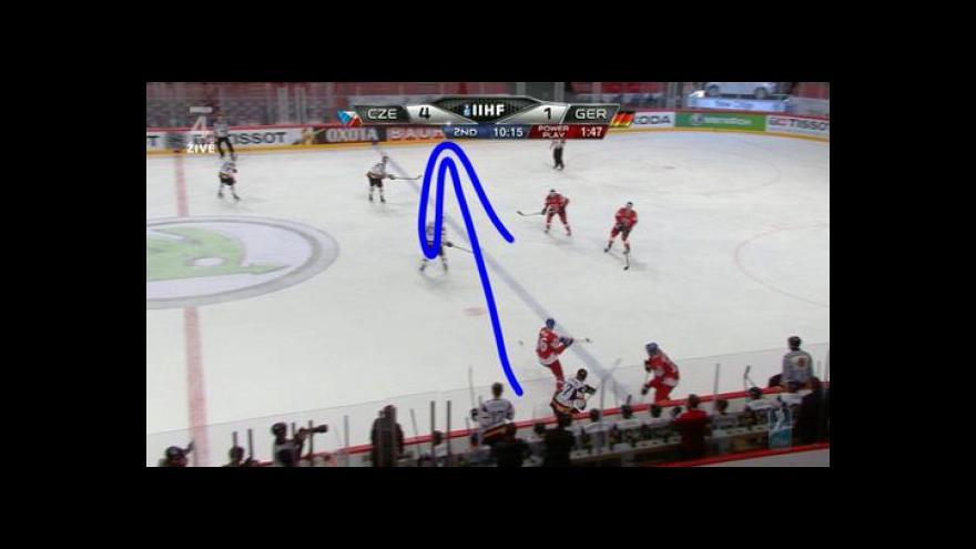 Video Krejčího gól