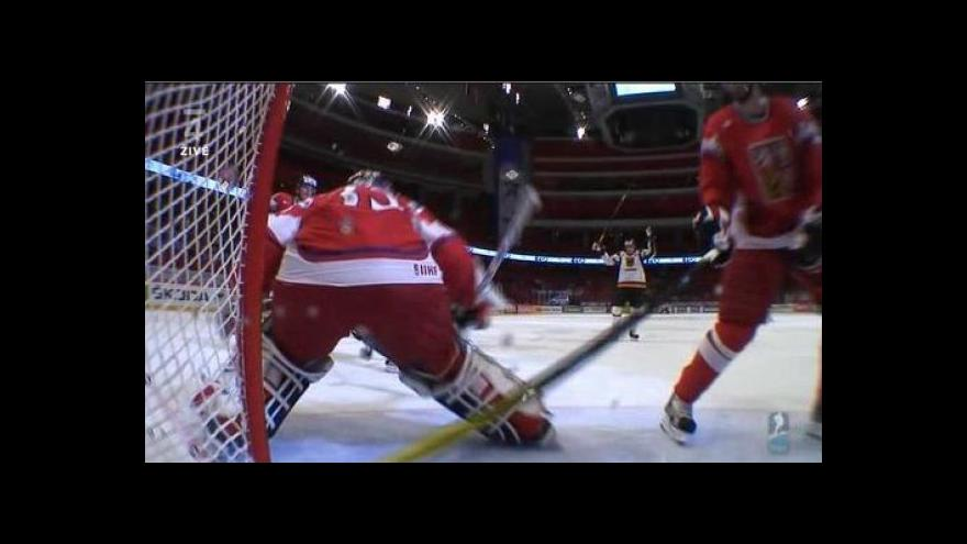 Video Vlastní Michálkův gól v zápase s Německem