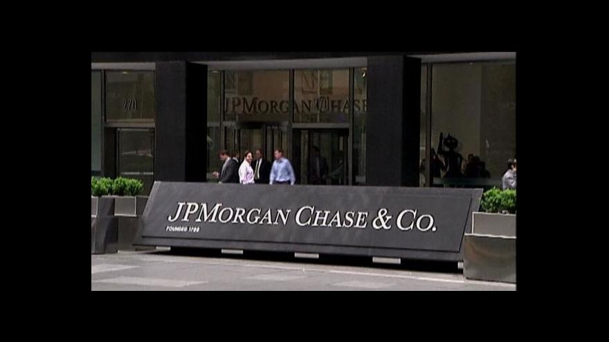 Video Obama navrhuje reformu bank