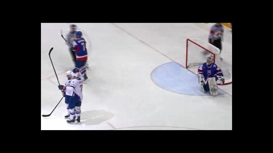 Video Treillův gól Slovensku