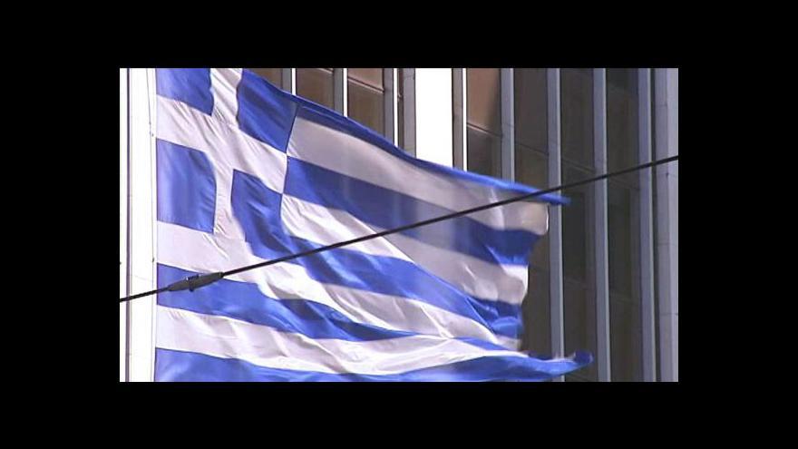 Video Řecko míří k předčasným volbám