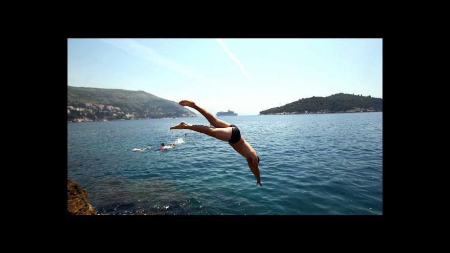 Video Kam Češi jezdí na dovolenou