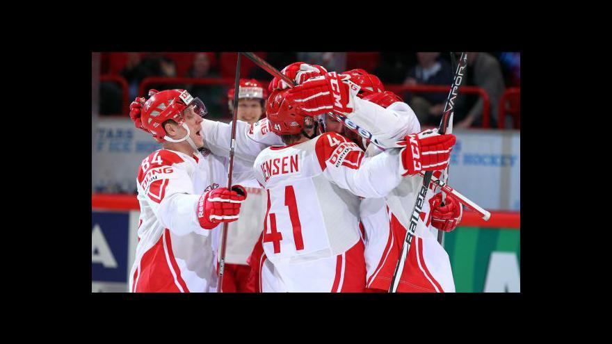 Video Sestřih utkání Lotyšsko - Dánsko