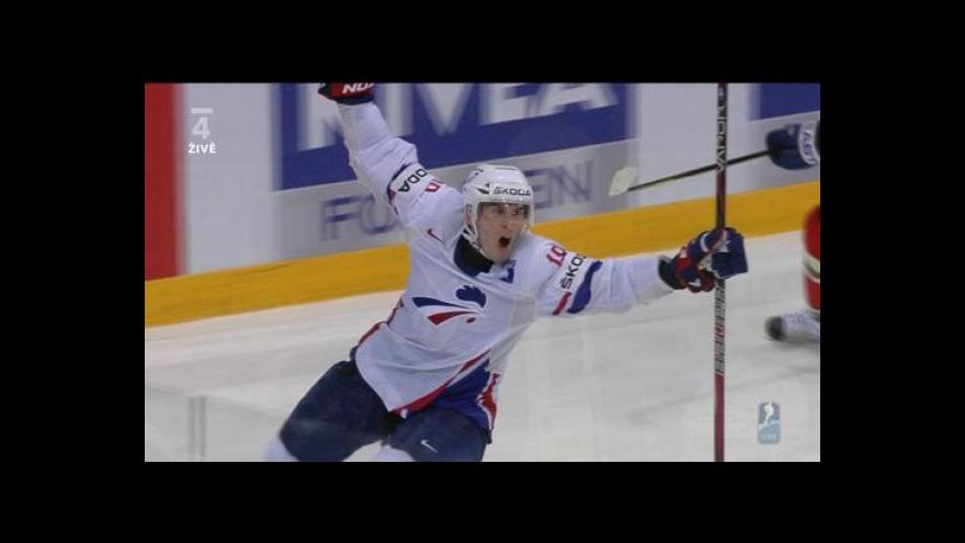 Video Vítězný gól Francouzů