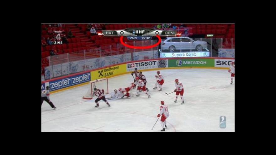 Video Lotyšské nedáš - dostaneš