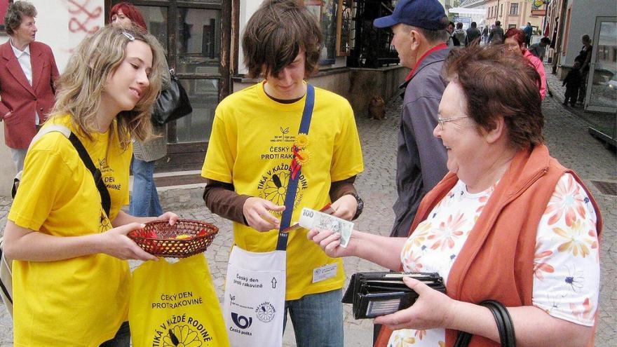 Video Koná se Český den proti rakovině