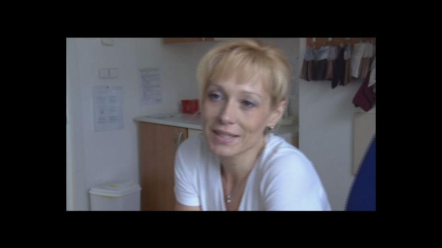 Video Hovoří Alena Vičíková z Fakultní nemocnice u svaté Anny