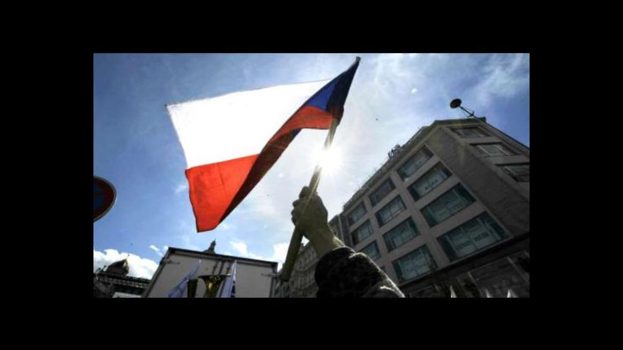 Video Reportáž Olgy Málkové a Barbory Straňákové