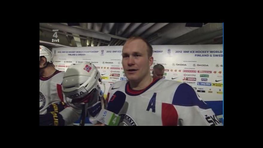 Video Rozhovor s Patrickem Thoresenem