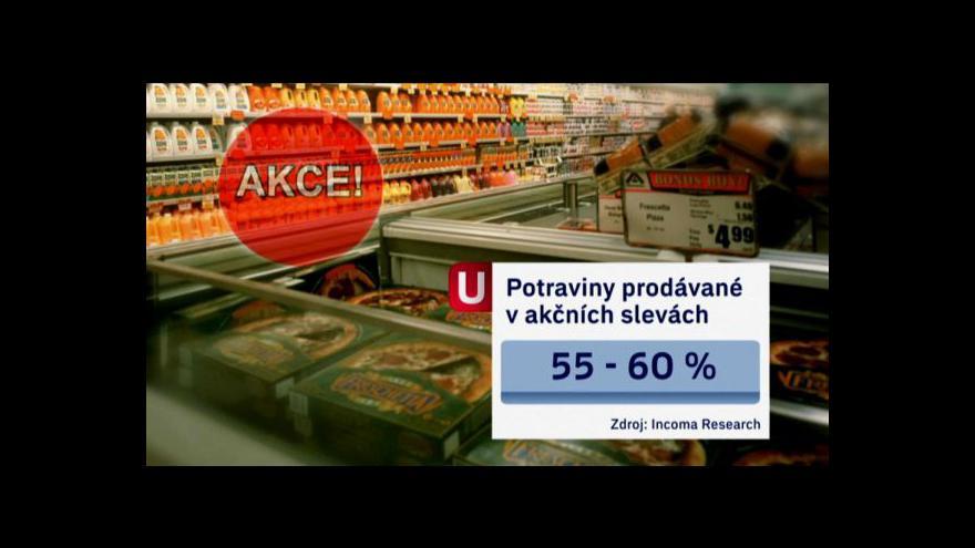 Video Nákupní chování Čechů