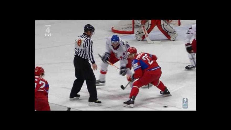 Video Choulostivý zásah Těreščenka