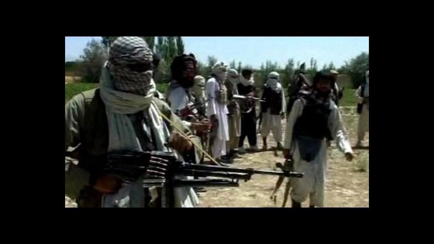 Video V Kábulu zastřelili Arsala Rahmáního