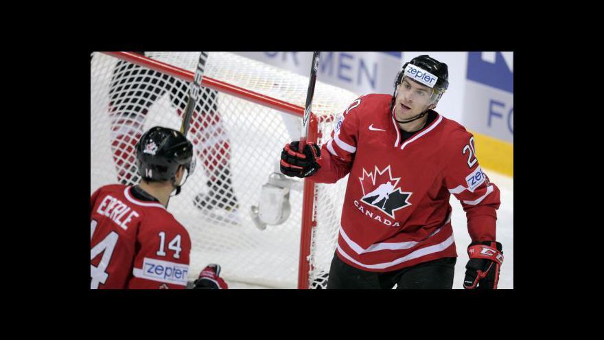 Video Utkání Kazachstán - Kanada