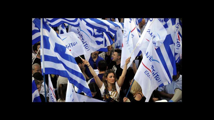 Video Řecká jednání