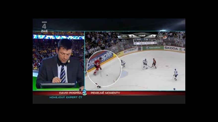 Video Pekelné momenty Finsko - Kanada