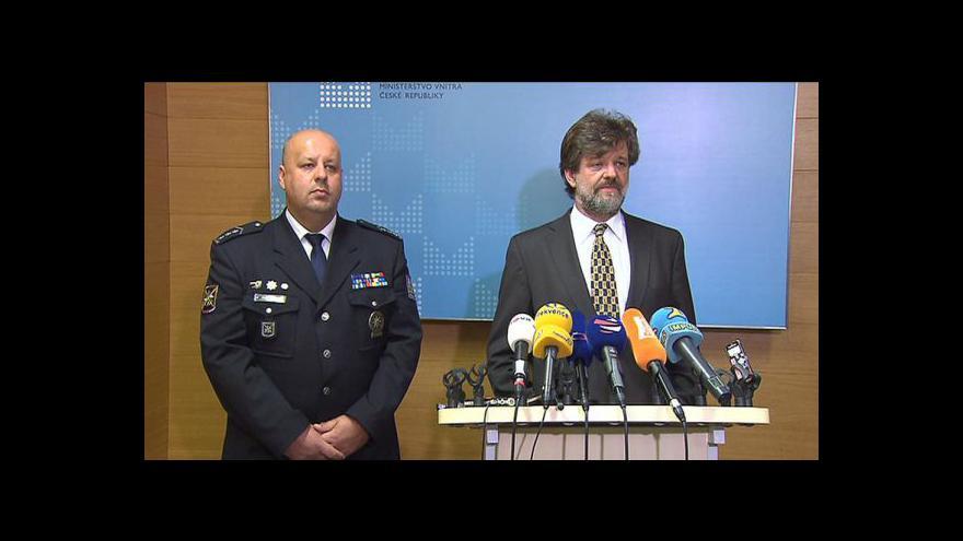 Video Dohady okolo policejního prezidenta Petra Lessyho