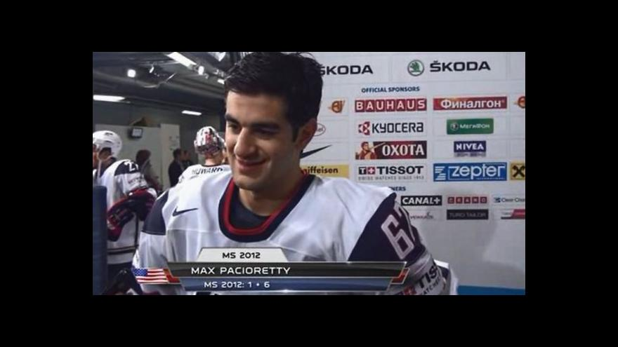 Video Jak se vyslovuje jméno Pacioretty?
