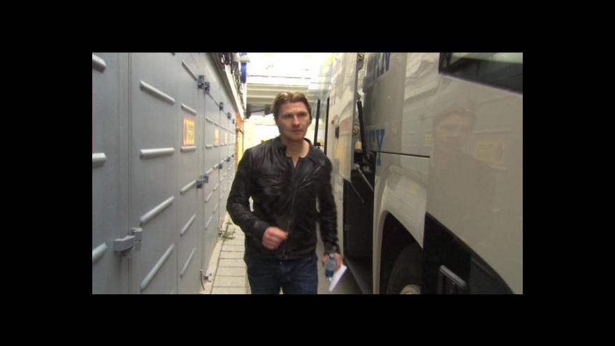 Video Reakce Martina Erata po příletu na MS